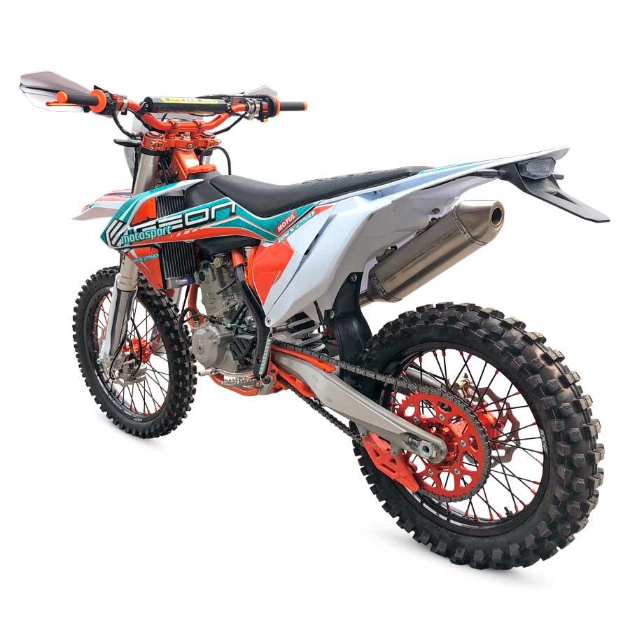 Dakar 250 GNX