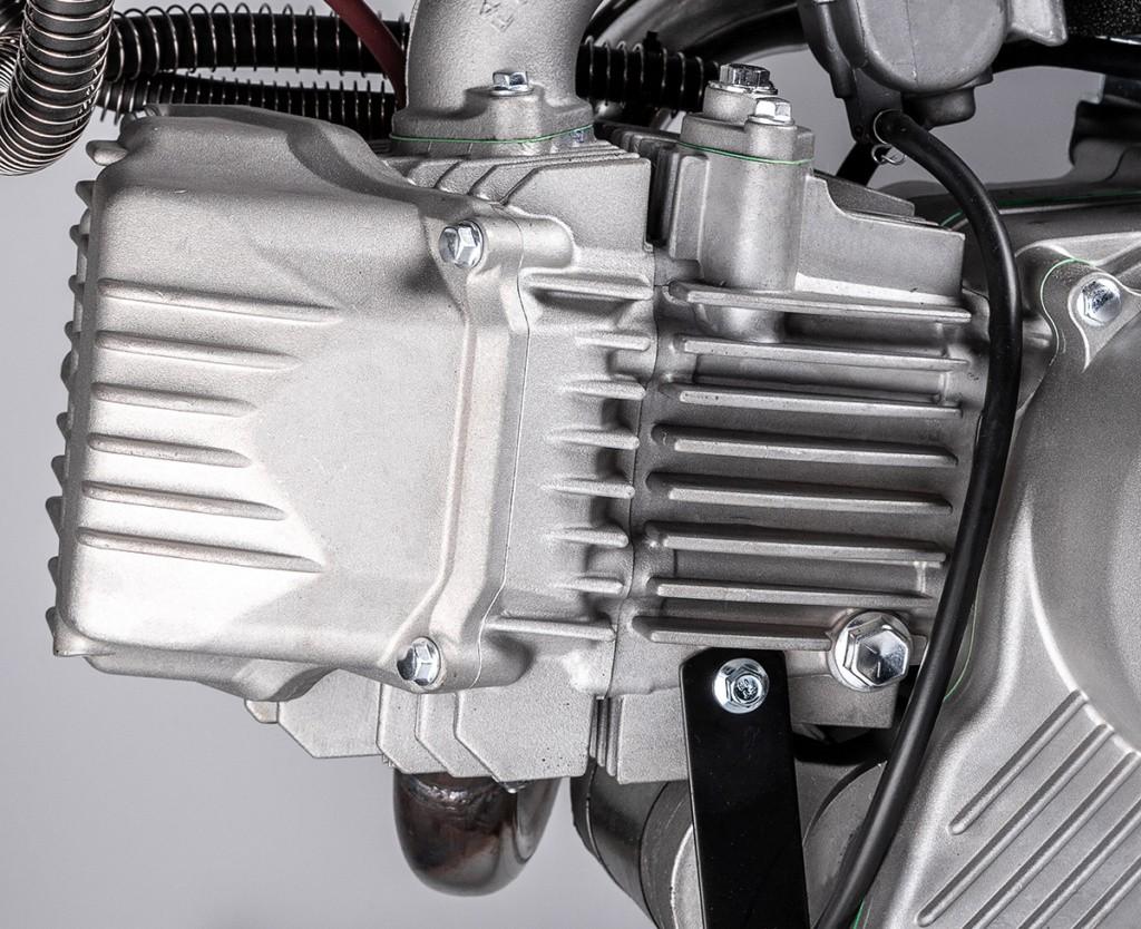 двигун пітбайк