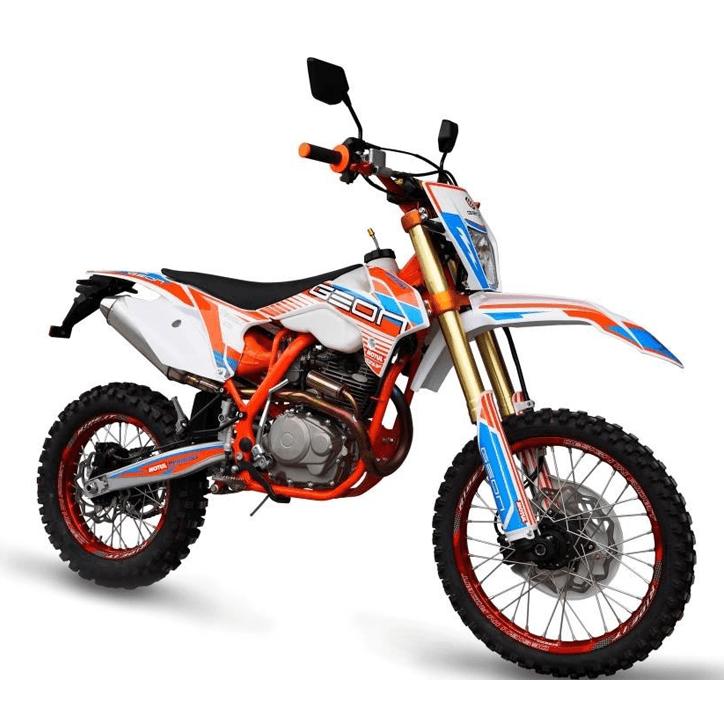 GEON TERRAX, GEON TERRAX 250, купить GEON, ендуро мотоцикл в україні