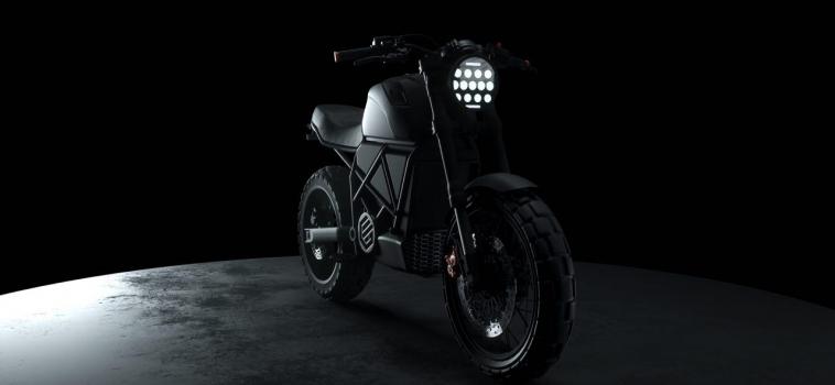 Перший український електромотоцикл